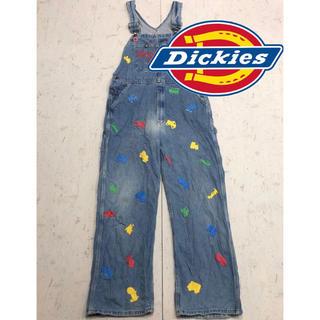 Dickies - アメリカ輸入 Dickies デニムオーバーオール