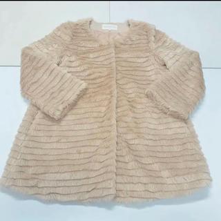 プロポーションボディドレッシング(PROPORTION BODY DRESSING)のproportion body dressing ファーコート(毛皮/ファーコート)