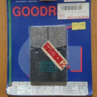 グッドリッチブレーキパッド G32ST 開封済み未使用品(パーツ)
