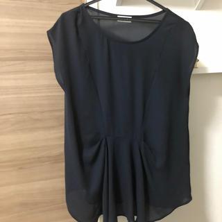 レプシィム(LEPSIM)のノースリーブ  (Tシャツ(半袖/袖なし))