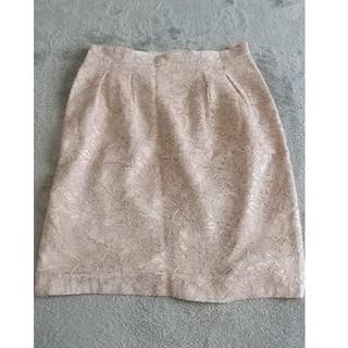 デビュードフィオレ(Debut de Fiore)のタイトスカート(ひざ丈スカート)