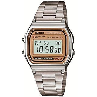 【最終★特売】新品 CASIO 腕時計 ゴールド文字板 正規品(腕時計(デジタル))