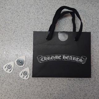 クロムハーツ(Chrome Hearts)のクロムハーツギターピックCHROME HEARTSクロム・ハーツ紙袋限定品(その他)