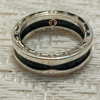 ブルガリ(BVLGARI)のブルガリ セーブザチルドレン  61 20号 リング 指輪(リング(指輪))