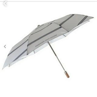 ルイヴィトン(LOUIS VUITTON)の新品フォンダシオン ルイヴィトン折りたたみ傘(傘)