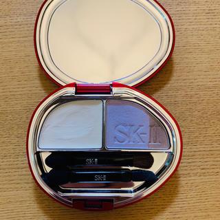エスケーツー(SK-II)のSKⅡ クリアビューティーアイシャドー(アイシャドウ)