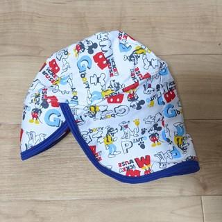 ミッキーマウス スイムキャップ 水泳帽(マリン/スイミング)