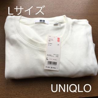 ユニクロ(UNIQLO)のまる様専用 ソフトタッチ クルーネックT(Tシャツ/カットソー(七分/長袖))
