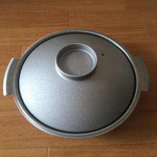 ディノス(dinos)のステンレス3層鋼DONABE 土鍋27cm ディノス(鍋/フライパン)