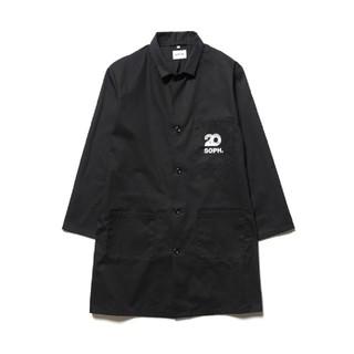 ソフ(SOPH)の未開封soph.20 holdfast shop coat black サイズS(カバーオール)