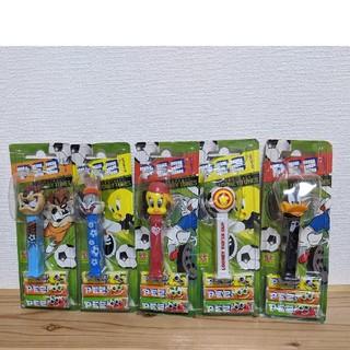 PEZ ルーニー・テューンズ フットボール(キャラクターグッズ)