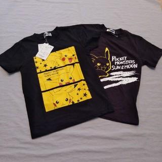 ポケモン(ポケモン)のポケモンTシャツ 130  2枚セット(Tシャツ/カットソー)