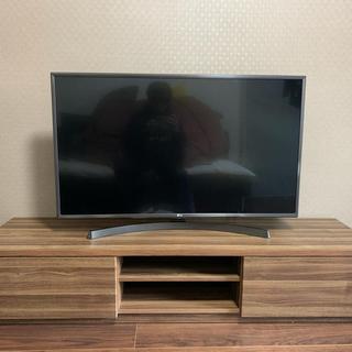 エルジーエレクトロニクス(LG Electronics)のLG 43型テレビ 4K対応 2019年製(テレビ)
