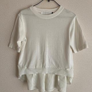 ラグナムーン(LagunaMoon)の半袖(Tシャツ(半袖/袖なし))