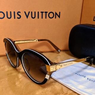ルイヴィトン(LOUIS VUITTON)のLOUIS VUITTON◆プティスプソン・キャットアイマロン◆サングラス(サングラス/メガネ)