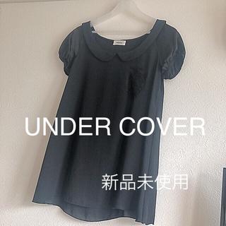 アンダーカバー(UNDERCOVER)の☆新品☆UNDERCOVER  チュニック 心臓 レース(Tシャツ(半袖/袖なし))