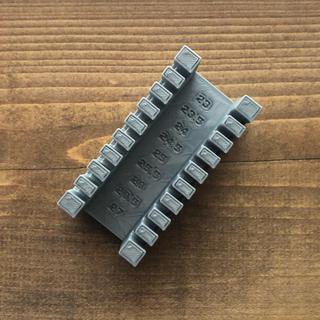 ミニ四駆タイヤサンダーガイド 23-27mm (0.5刻み)(模型/プラモデル)