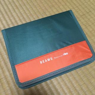 ビームス(BEAMS)のbeams  雑誌 付録 バインダー ノート&インデックス付き(ノート/メモ帳/ふせん)