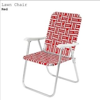 シュプリーム(Supreme)の【新品未使用】Supreme Lawn Chair(折り畳みイス)
