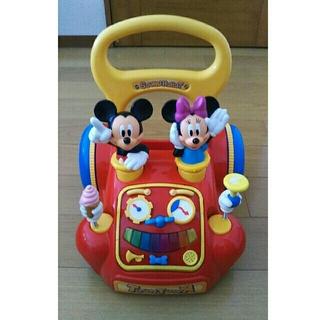 ディズニー(Disney)のDisneyあっちこっちウォーカー(手押し車/カタカタ)