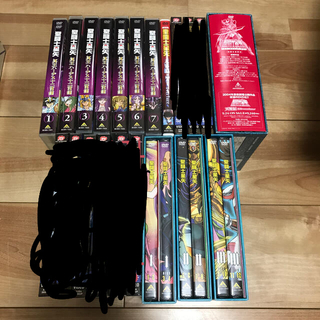 ★聖闘士星矢 DVDセット