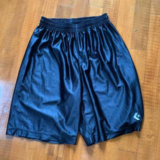 コンバース(CONVERSE)のバスケットボールハーフパンツ コンバースXLくらい 黒(ショートパンツ)