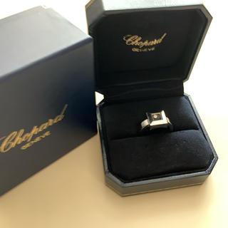 ショパール(Chopard)のショパール*ハッピーダイヤモンド*リング*ホワイトゴールド(リング(指輪))