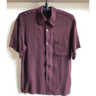 クリスチャンオジャール(CHRISTIAN AUJARD)のクリスチャンオジャール半袖シャツ(シャツ)