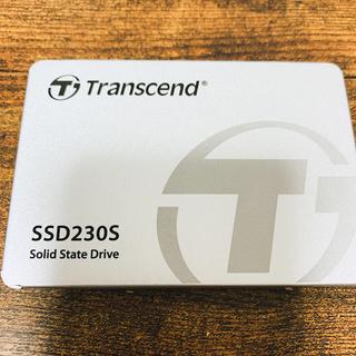 Transcend - ★Transcend SSD 512GB 2.5インチ+USBケースコード付