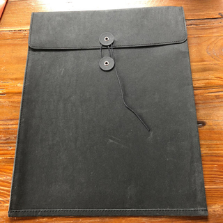 ムジルシリョウヒン(MUJI (無印良品))の無印良品 書類入れ&ブックカバー(ブックカバー)