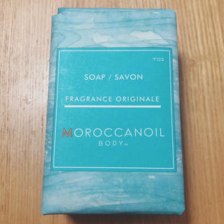 モロッカンオイル(Moroccan oil)のモロッカンオイルボディ ソープ 石鹸(ボディソープ/石鹸)