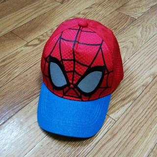 マーベル(MARVEL)のスパイダーマンキャップ(帽子)
