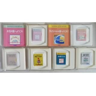 アトリエK様専用 JUKI 刺繍カード まとめて6枚 Juki(その他)