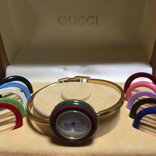グッチ(Gucci)のGUCCI ビンテージ腕時計(腕時計)