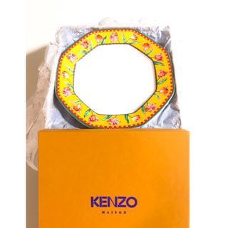 ケンゾー(KENZO)の≦新品≧【KENZOフランボワイヤン】パーティ皿セット◆花柄◆送料込(食器)