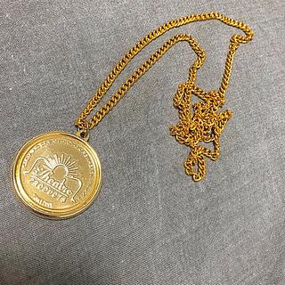 シアタープロダクツ(THEATRE PRODUCTS)のお値下げ中【新品】シアタープロダクツ メダルネックス(ネックレス)