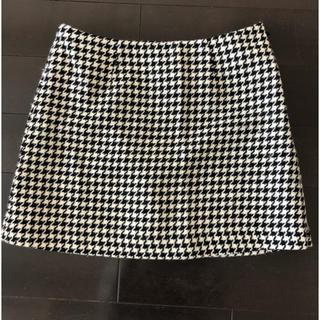 ジーヴィジーヴィ(G.V.G.V.)のG.V.G.V ミニスカート 美品(ミニスカート)