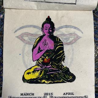 ネパール❤︎和紙カレンダー(その他)