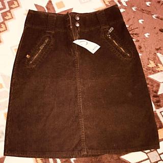モルガン(MORGAN)のMORGANのスカート 38(ミニスカート)