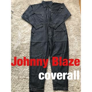 ジョニーブレイズ(JOHNNY BLAZE)の激レア!!JOHNNY BLAZE 90's カバーオール(カバーオール)