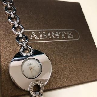 アビステ(ABISTE)のアビステ レディース 時計 ブレスレット(腕時計)