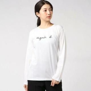 アニエスベー(agnes b.)のagnes b.★完売大人気ロンT white(Tシャツ(長袖/七分))