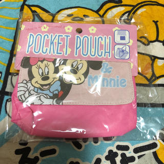 ディズニー(Disney)の新品 ディズニー ミッキー&ミニー 移動ポケット(その他)