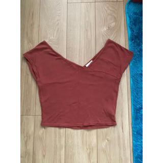 リゼクシー(RESEXXY)のRESEXXY 半袖 美品(Tシャツ(半袖/袖なし))