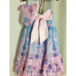 アンジェリックプリティー(Angelic Pretty)のAngelic pretty dreammarineジャンパースカート×クリップ(セット/コーデ)