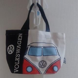 フォルクスワーゲン(Volkswagen)のフォルクスワーゲン ランチバッグ(トートバッグ)