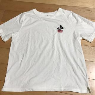 ミッキーマウス(ミッキーマウス)のミッキーマウス Tシャツ M(Tシャツ(半袖/袖なし))