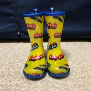 ミキハウス(mikihouse)のミキハウス キッズ  長靴  レインブーツ 15cm(長靴/レインシューズ)