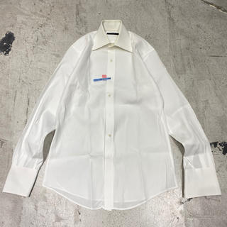 グッチ(Gucci)のGUCCI SHIRT グッチ ブロード シャツ サイズ 40 15 3/4(シャツ)