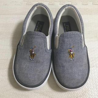 ポロラルフローレン(POLO RALPH LAUREN)の【送料込】ラルフローレン  靴 16(スリッポン)